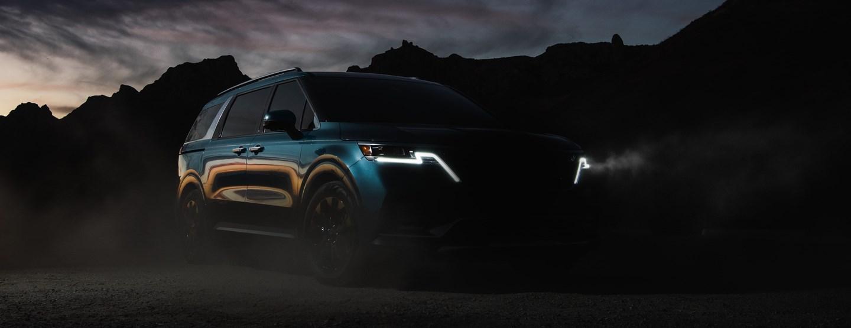 All New 2022 Kia Carnival Multi Purpose Vehicle Will Transcend The Mainstream On February 23