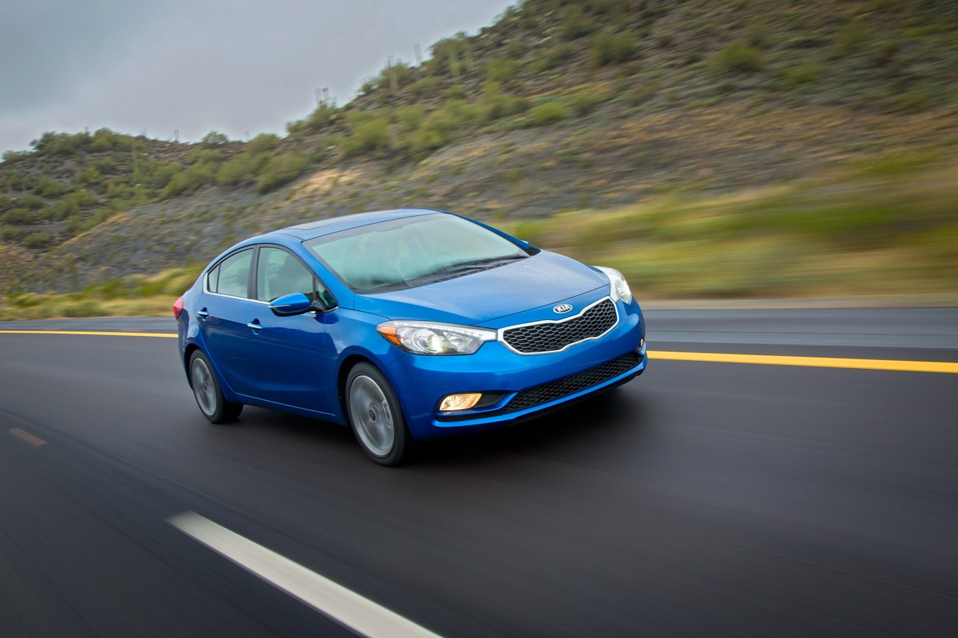 2016 Forte