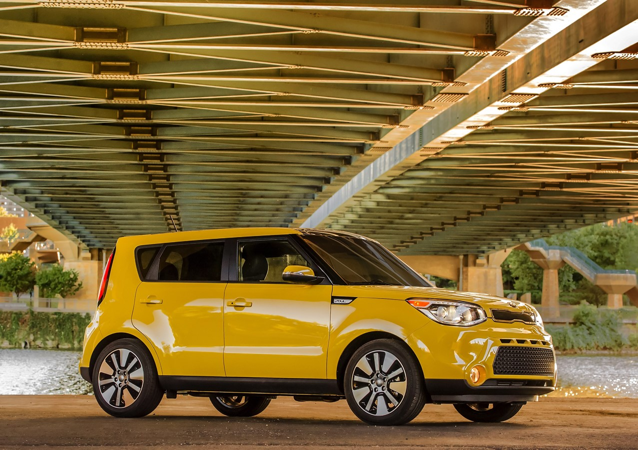 KIA SOUL NAMED ONE OF THE COOLEST CARS UNDER BY - Cool kia cars