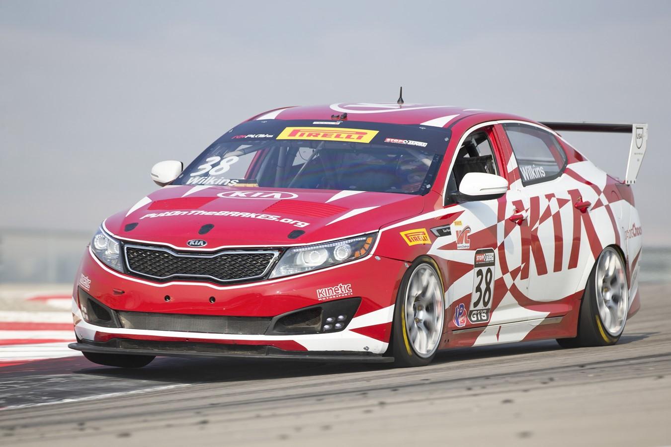 Kia racing scores thrilling pirelli world challenge for Kia motors usa com