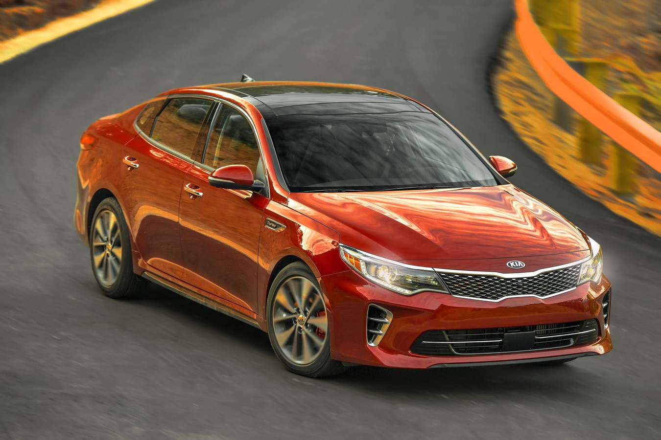 2016 Optima Sx 2 0 Turbo