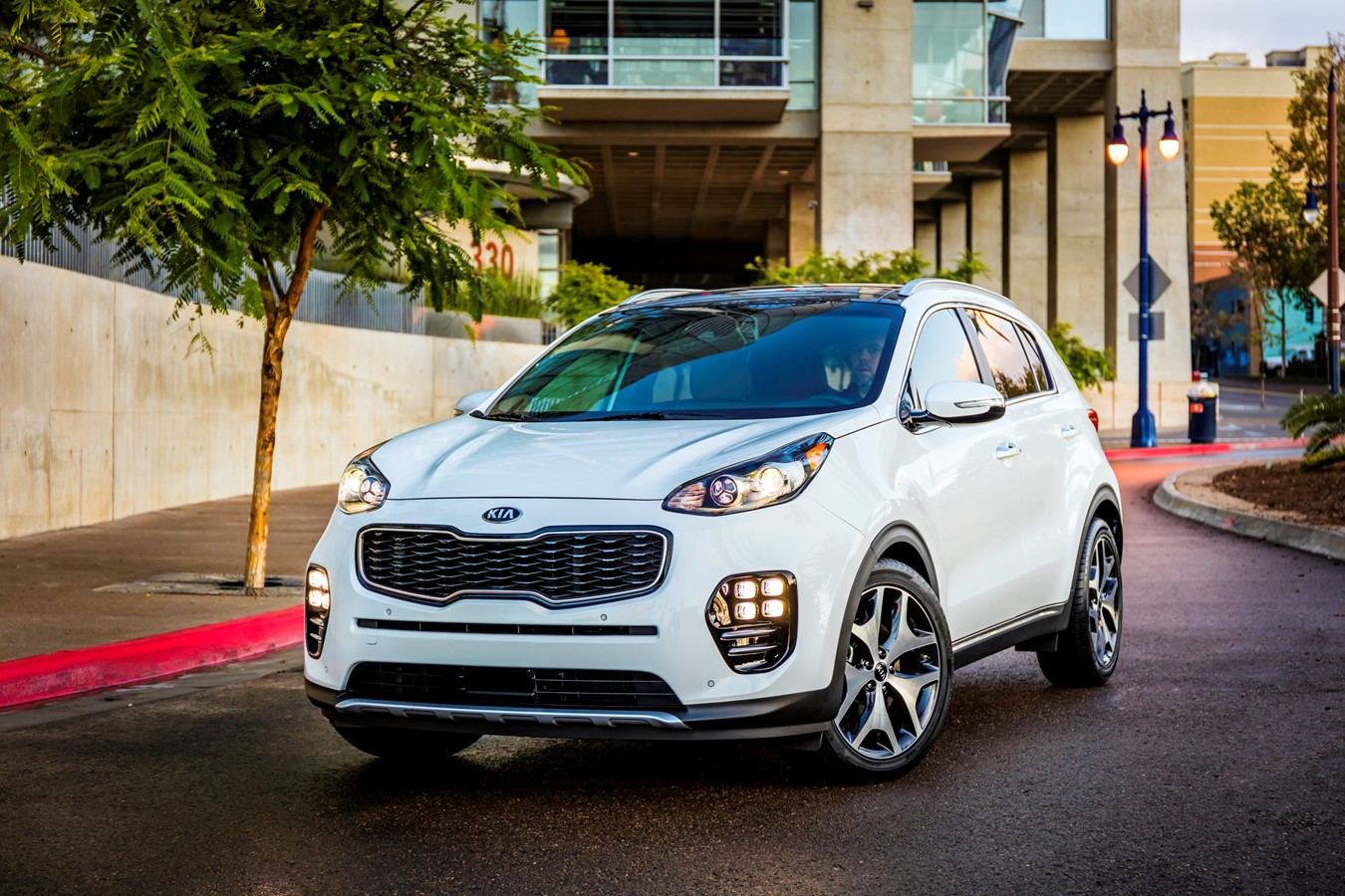2017 Kia Sportage Accessories >> Kia Motors America Announces Pricing For The All New 2017