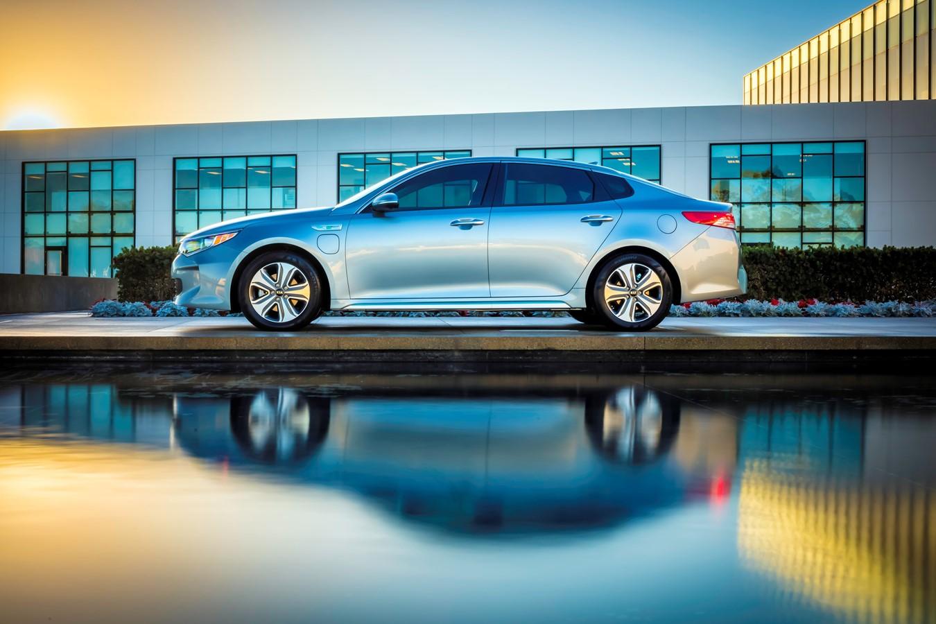 Kia Optima Plug In Hybrid