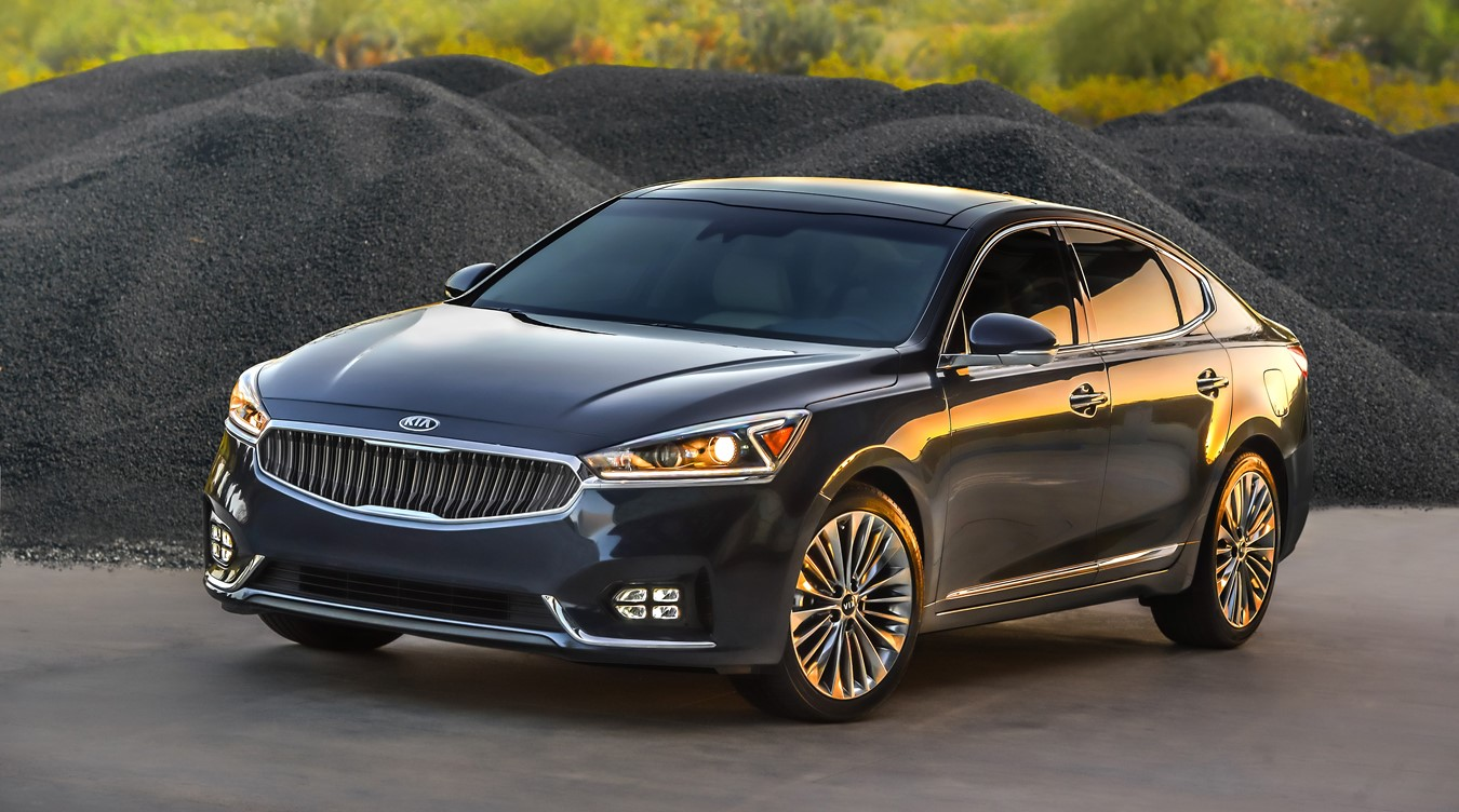 kia tops j.d. power's initial quality nameplate rankings for second