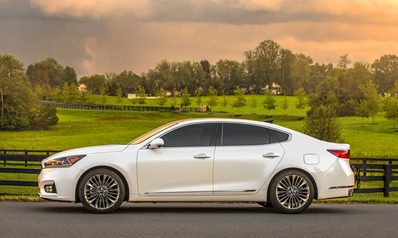 Cadenza Music Definition : Kia cadenza is a redesigned head scratcher auto