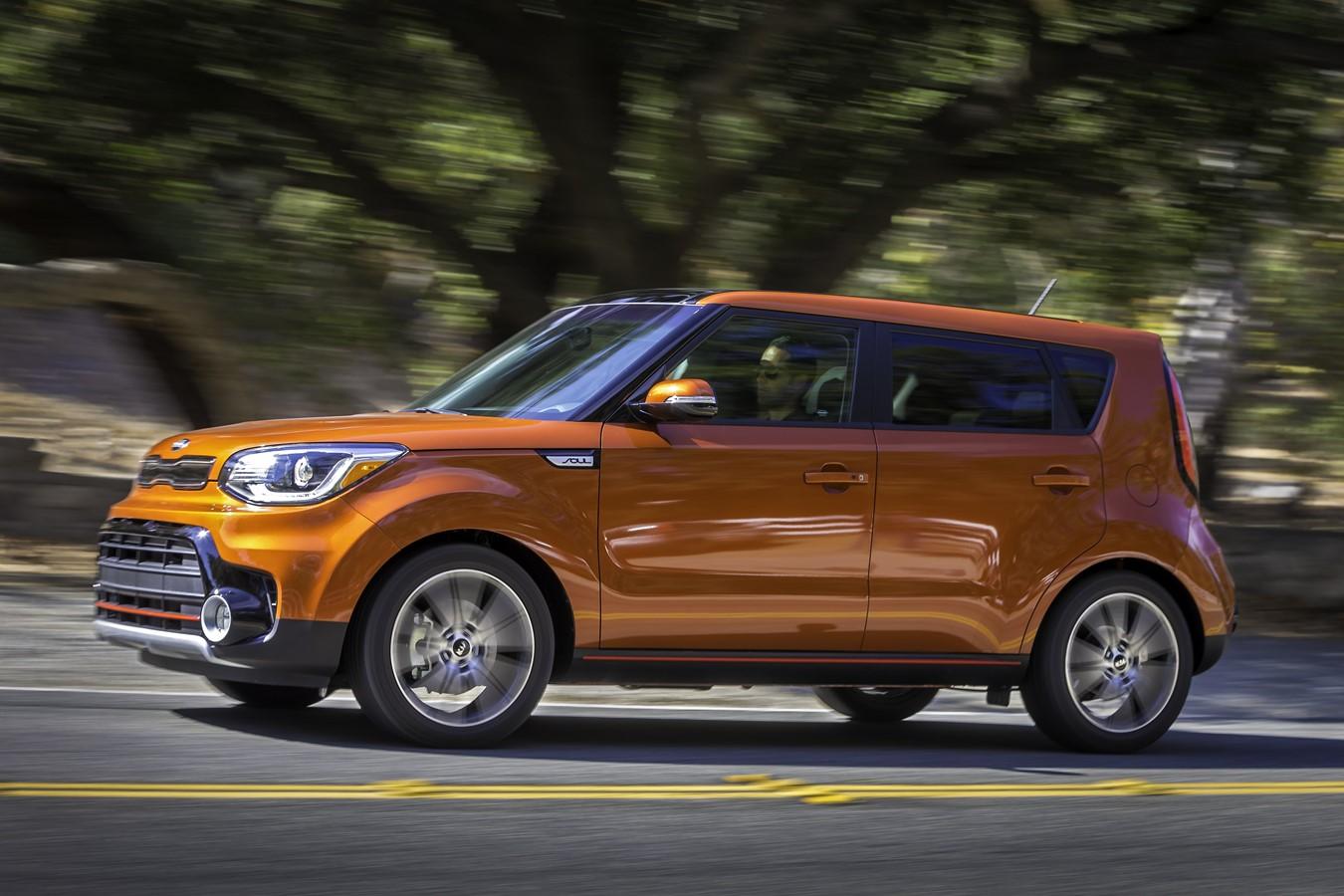 Kia Soul Receives 2017 Consumer Guide Automotive Best Buy Award