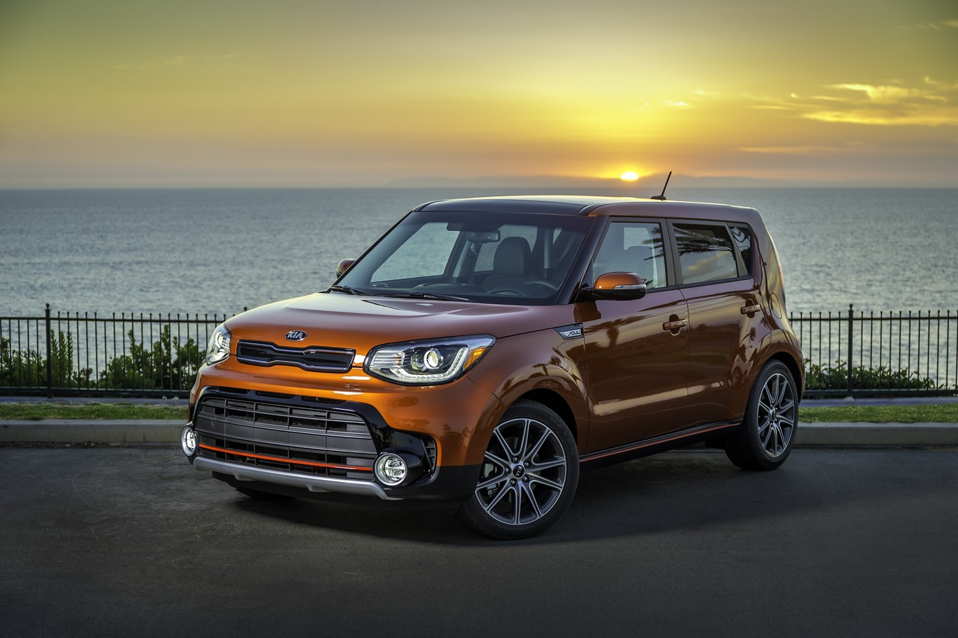 2017 Kia Soul Turbo Makes North American Debut At Los Angeles Auto