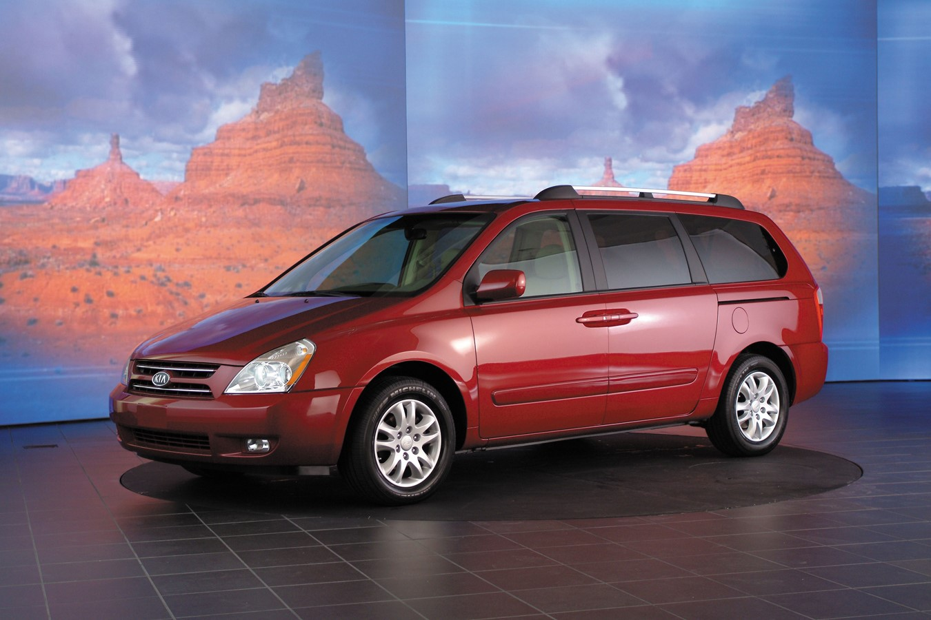 2007 Sedona Long Wheel Base