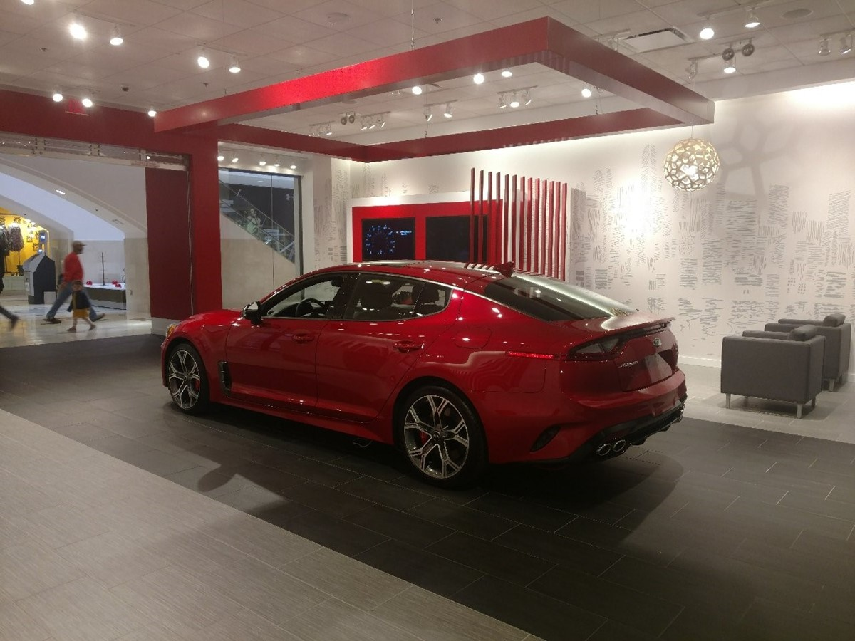 "KIA MOTORS OPENING INTERACTIVE ""STINGER SALONS"" ACROSS THE U.S. TO SHOWCASE THE MOST HIGHLY ANTICIPATED VEHICLE IN COMPANY HISTORY"