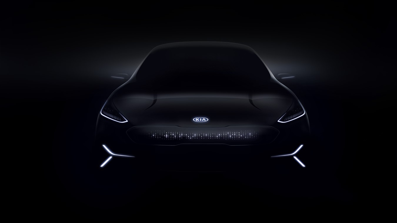 Kia Motors to reveal all-electric concept car at CES 2018