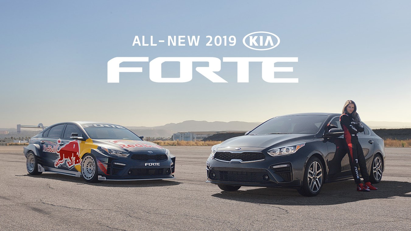 ALL-NEW 2019 KIA FORTE SOARS IN HEART-POUNDING MARKETING CAMPAIGN