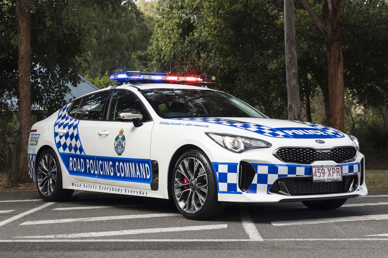 Queensland Police Stinger