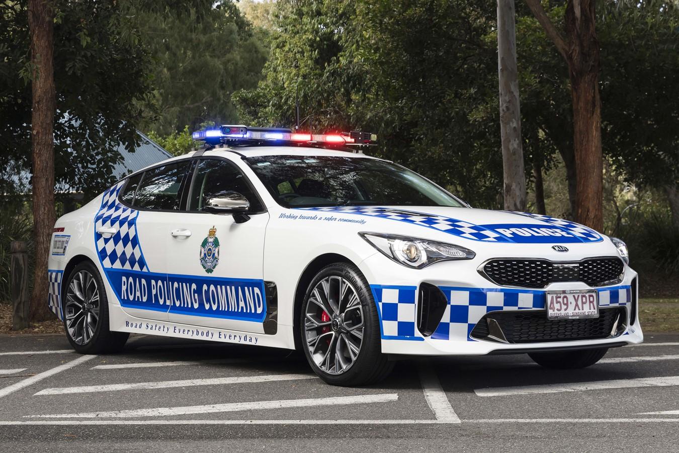 Queensland Police Stinger