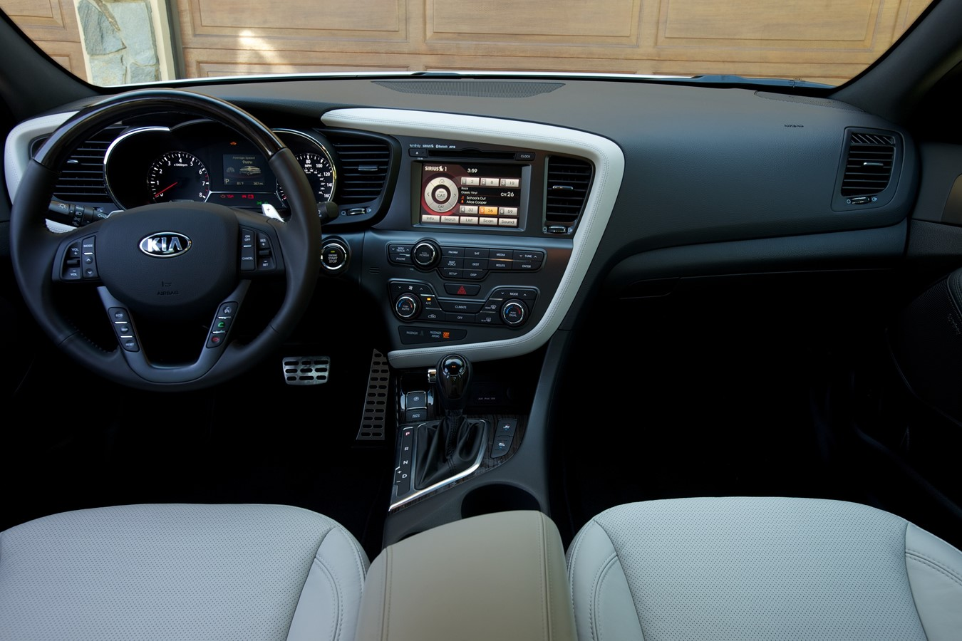 The 2013 Kia Optima