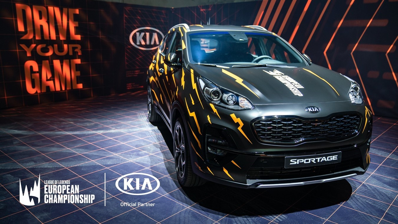 Kia Motors connects with millions of esports fans at League of Legends European Championship Summer Finals 2019