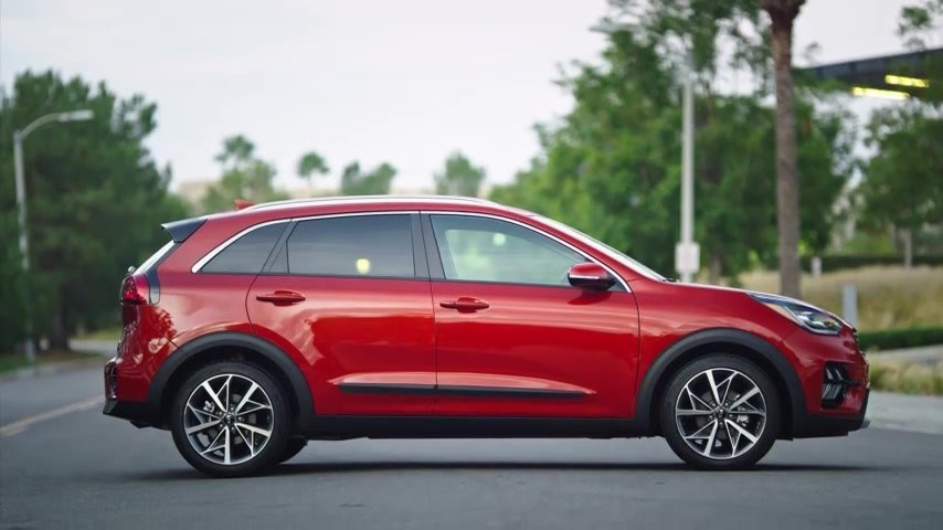 2020 Niro Touring B-Roll