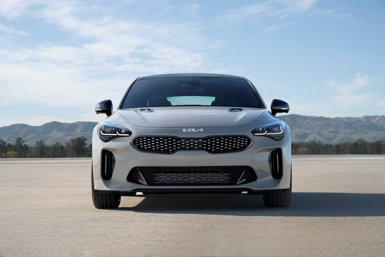 2022 Stinger Scorpion Special Edition