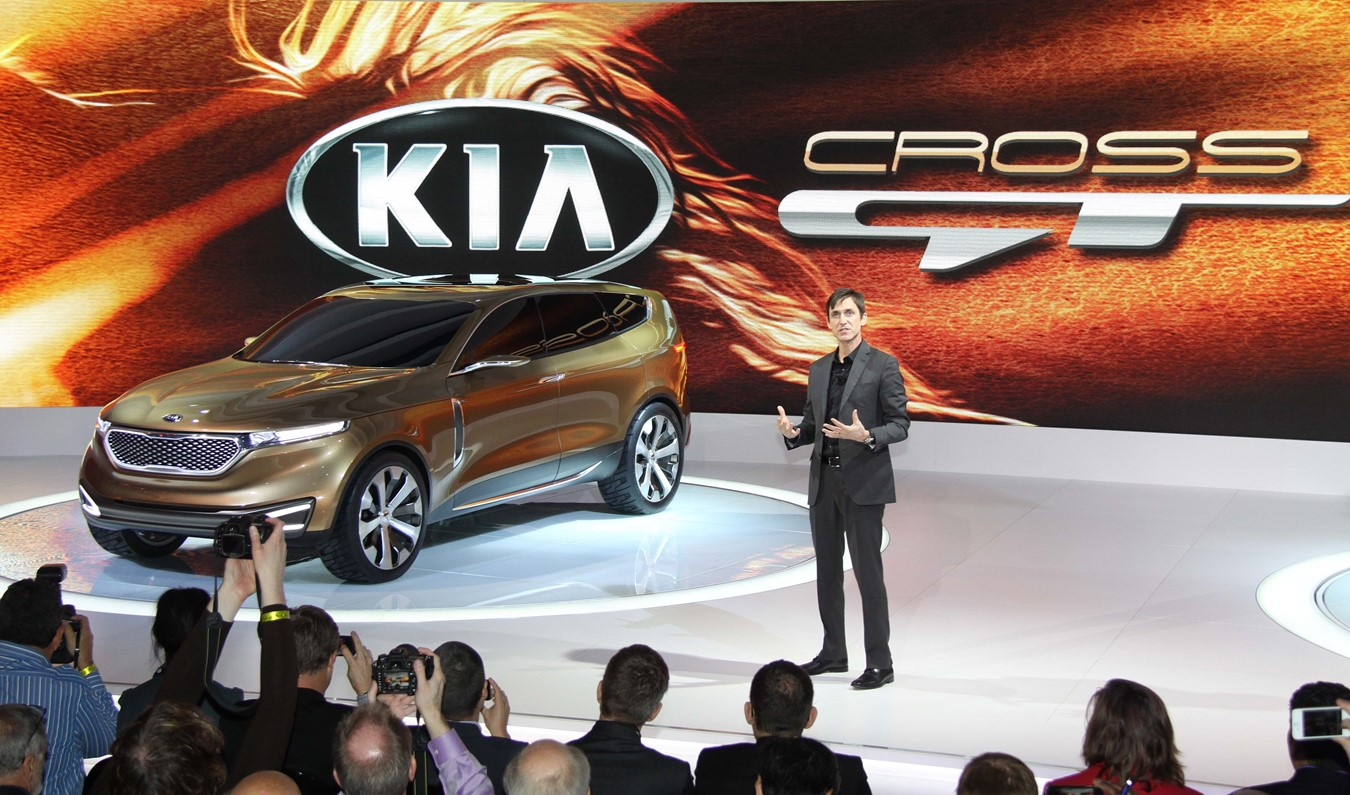 2013 Chicago Auto Show Press Conference