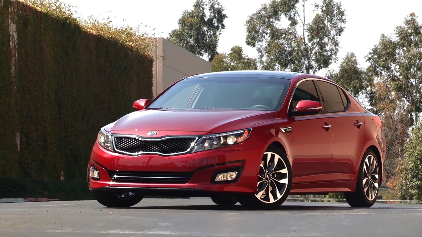 2014 Optima SX video still