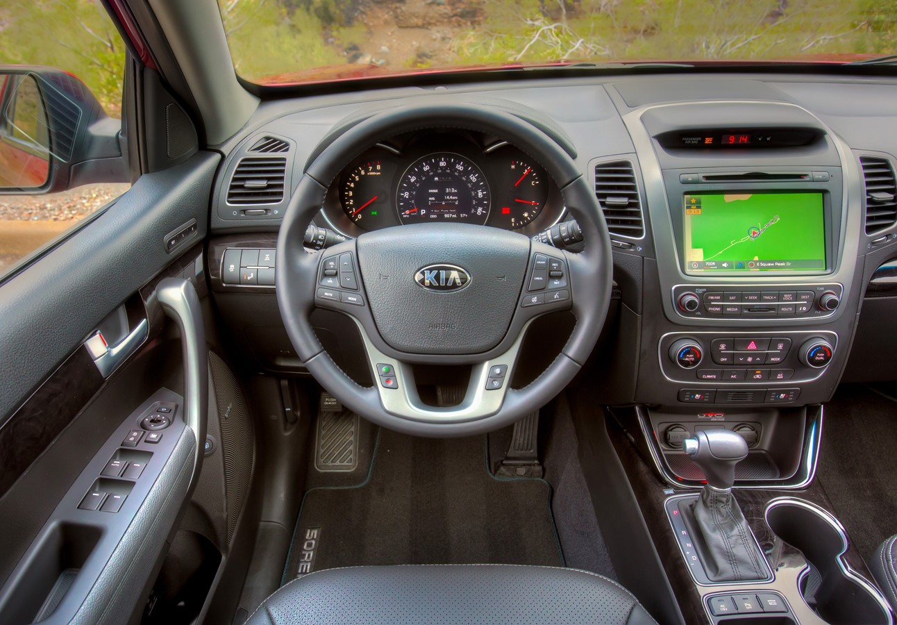 2015 Kia Sorento for lease near Elkhart, Indiana