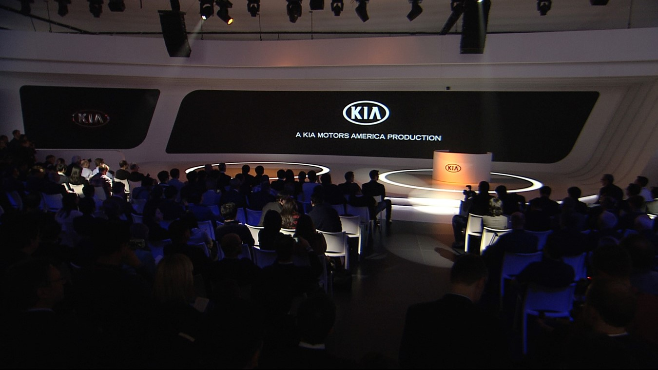 2014 NAIAS Press Conference Video