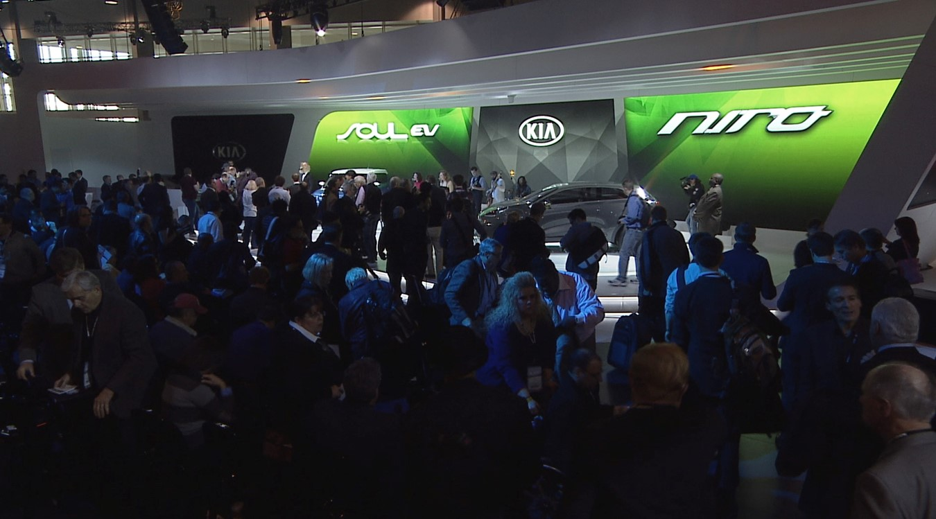 2014 Chicago Auto Show Press Conference