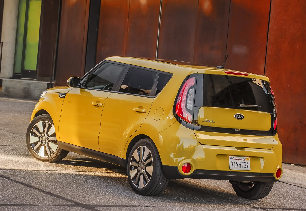 2015 Kia Soul for sale near South Bend, Indiana