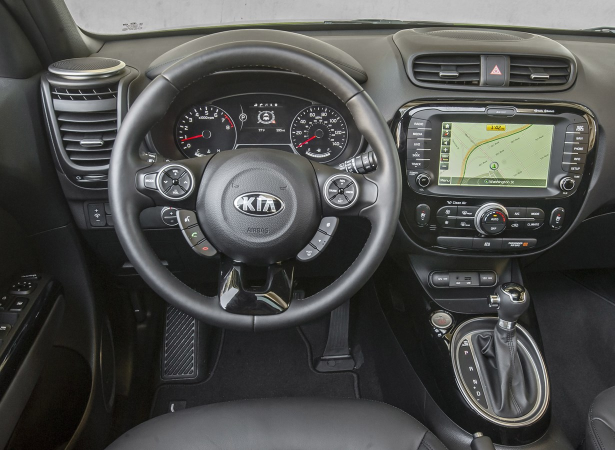 2015 Kia Soul for lease near Elkhart, Indiana