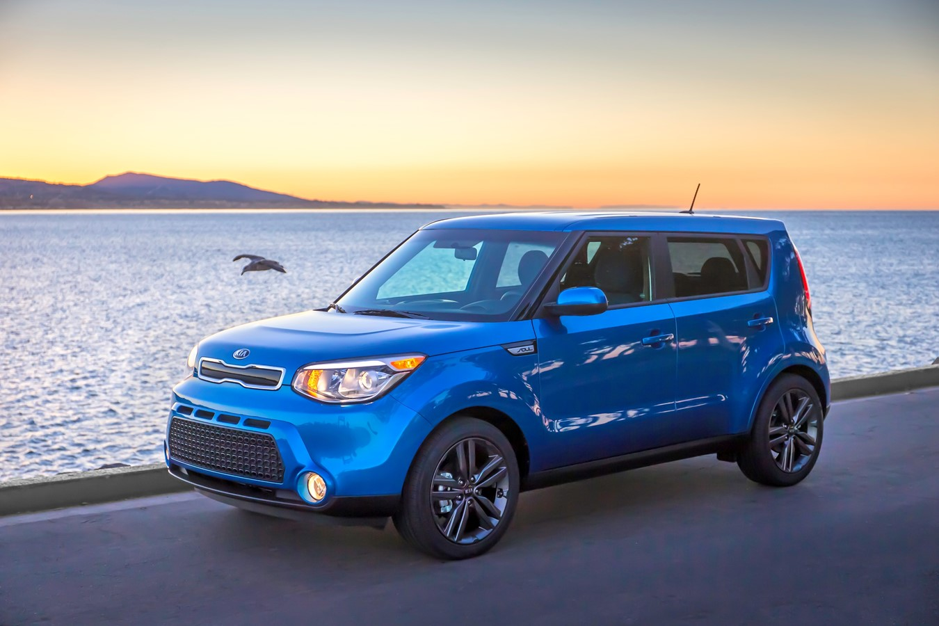 Design Of Kia Soul