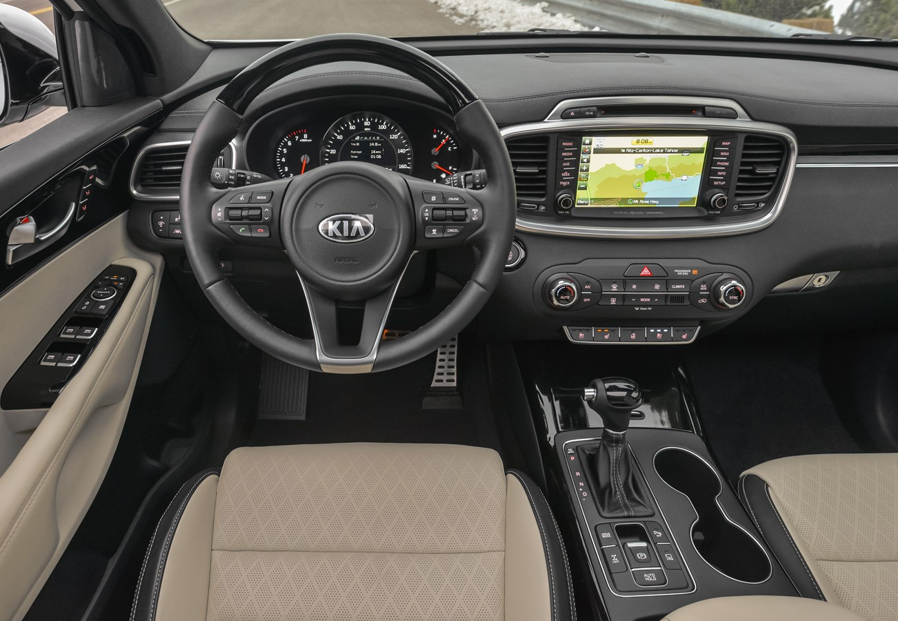 2016 Kia Sorento for lease near ,