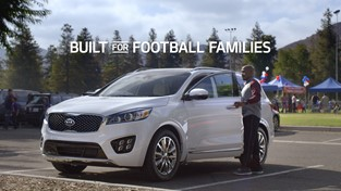 """Built for Football Families"" Campaign"