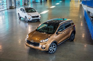 KIA 2015 LA AUTO SHOW PRESS KIT