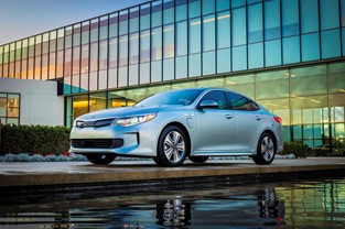 2017 Optima Plug-In Hybrid B-Roll