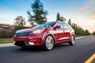 ALL-NEW 2017 NIRO HYBRID UTILITY VEHICLE ARRIVES IN THE WINDY CITY FOR GLOBAL DEBUT AT CHICAGO AUTO SHOW