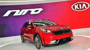 2016 KIA CHICAGO AUTO SHOW PRESS CONFERENCE