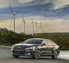 Kia 2016 New York International Auto Show Press Kit