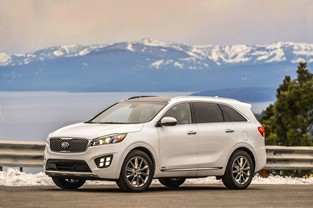 2017 KIA SORENTO ACHIEVES TOP SAFETY PICK PLUS RATING FROM THE INSURANCE INSTITUTE FOR HIGHWAY SAFETY