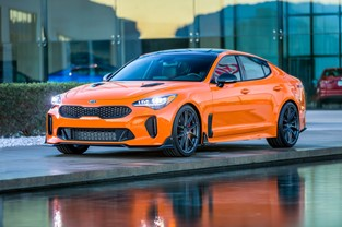 KIA MOTORS AMERICA SHOWCASES PERFORMANCE, STYLE AND LUXURY THROUGH DRIFTING DEMONSTRATIONS, HIGH-PERFORMANCE AUTOCROSS COURSE AND CUSTOM VEHICLE BUILDS AT THE 2017 SEMA SHOW