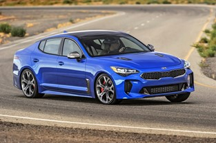 2018 KIA STINGER PRESS KIT
