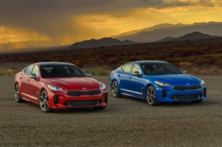 2018 KIA STINGER OVERVIEW