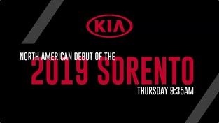 Kia 2017 Los Angeles Auto Show Press Conference