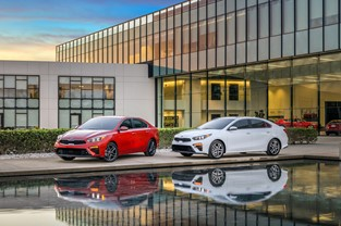 Kia 2018 Detroit Auto Show Press Kit
