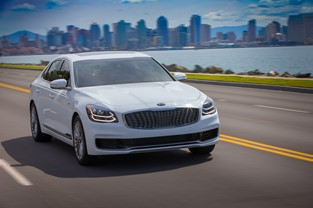 REIMAGINED 2019 KIA K900 MAKES GLOBAL DEBUT AT NEW YORK AUTO SHOW