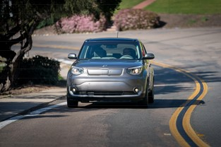 2018 Soul EV Features & Options