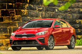 2019 Kia Forte National Press Introduction