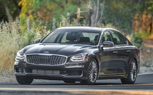2019 Kia K900 National Press Introduction