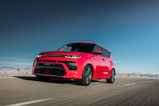 2020 Kia Soul National Press Introduction