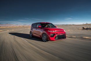 2020 KIA SOUL EARNS 2019 TOP SAFETY PICK PLUS STATUS FROM INSURANCE INSTITUTE FOR HIGHWAY SAFETY