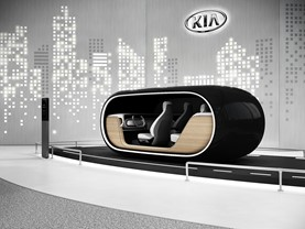 Kia looks to post-autonomous driving era at CES 2019
