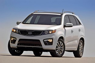 "CONSUMER GUIDE® NAMES 2013 KIA SORENTO TO COVETED ""BEST BUY"" LIST"